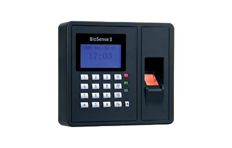 BioSense II Fingerprint Access Control System