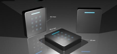 WR-M5 / TWR-M5 Proximity Access Control Reader