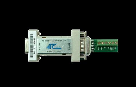 ATC-101 Serial to IP Converter