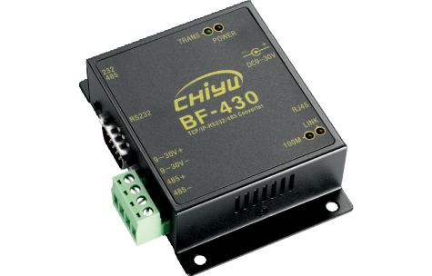 BF430 Serial to TCP IP Converter- RS485 to TCP IP Converter