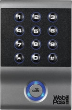 WebPass-Lite Access Control reader